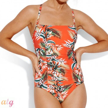 OceanAlley DD Square Neck Maillot