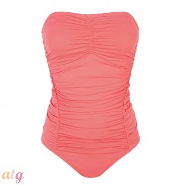 Melissa Odabash Jacquie Swimsuit Flamingo