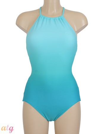 Miami Seychelles High Neck Maillot