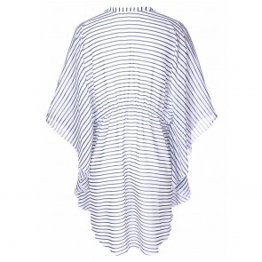 Melissa Odabash Sylvie Tunic Nautical