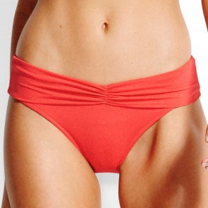Seafolly Chilli Red V Band Hipster